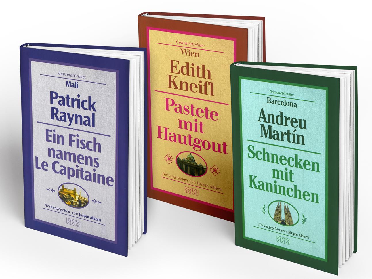 martin_zech_design_buchcovergestaltung_europa_verlag_gourmet_crime_editzh_kneifl_andreu_martin_patrick_raynal