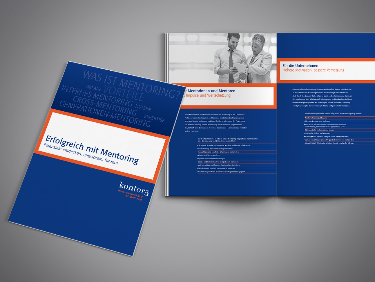 martin_zech_design_corporate_design_kontor5_imagebroschuere_cover_doppelseite