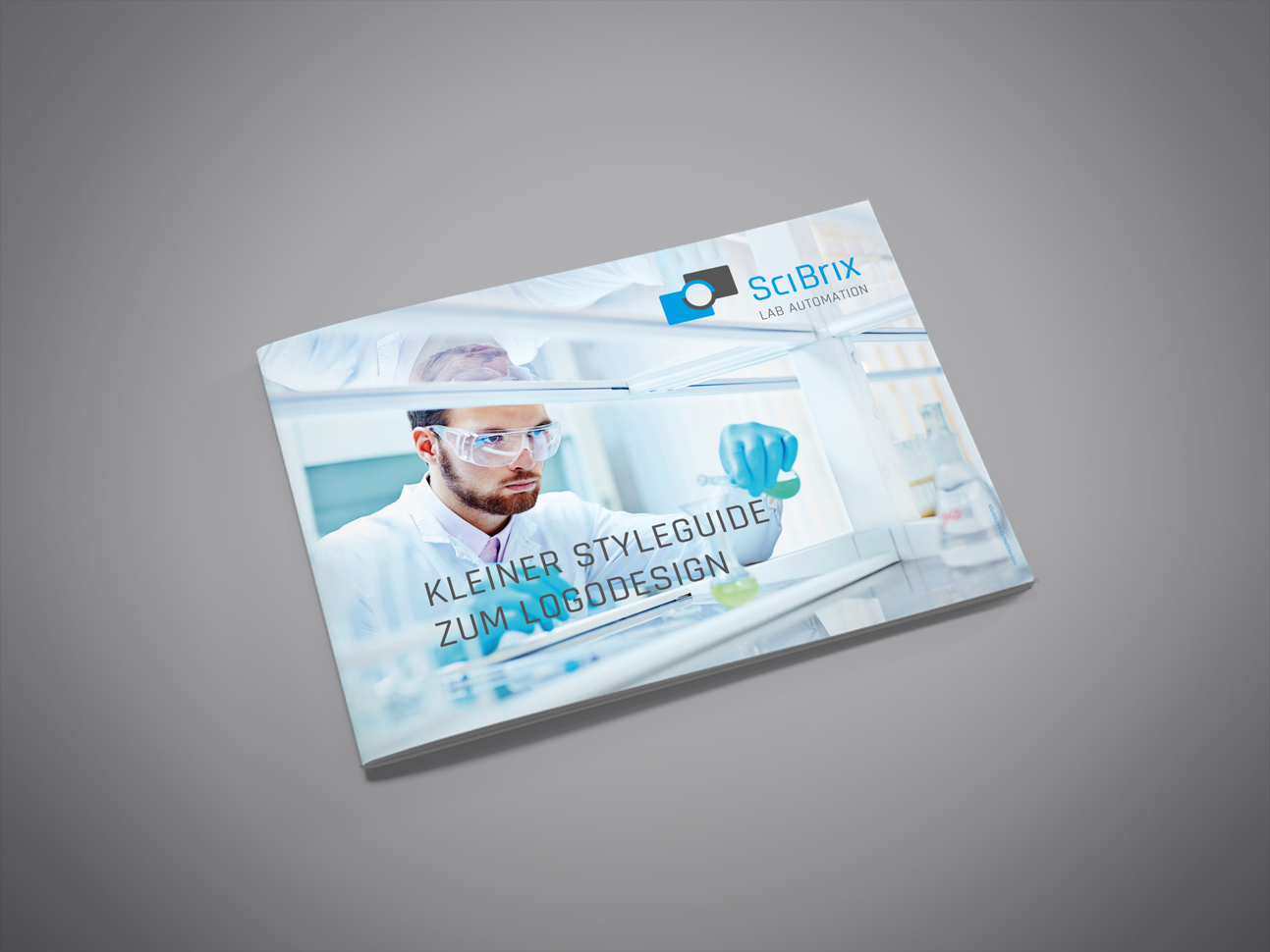 martin_zech_design_corporate_design_SciBrix-lab-automation_styleguide_cover