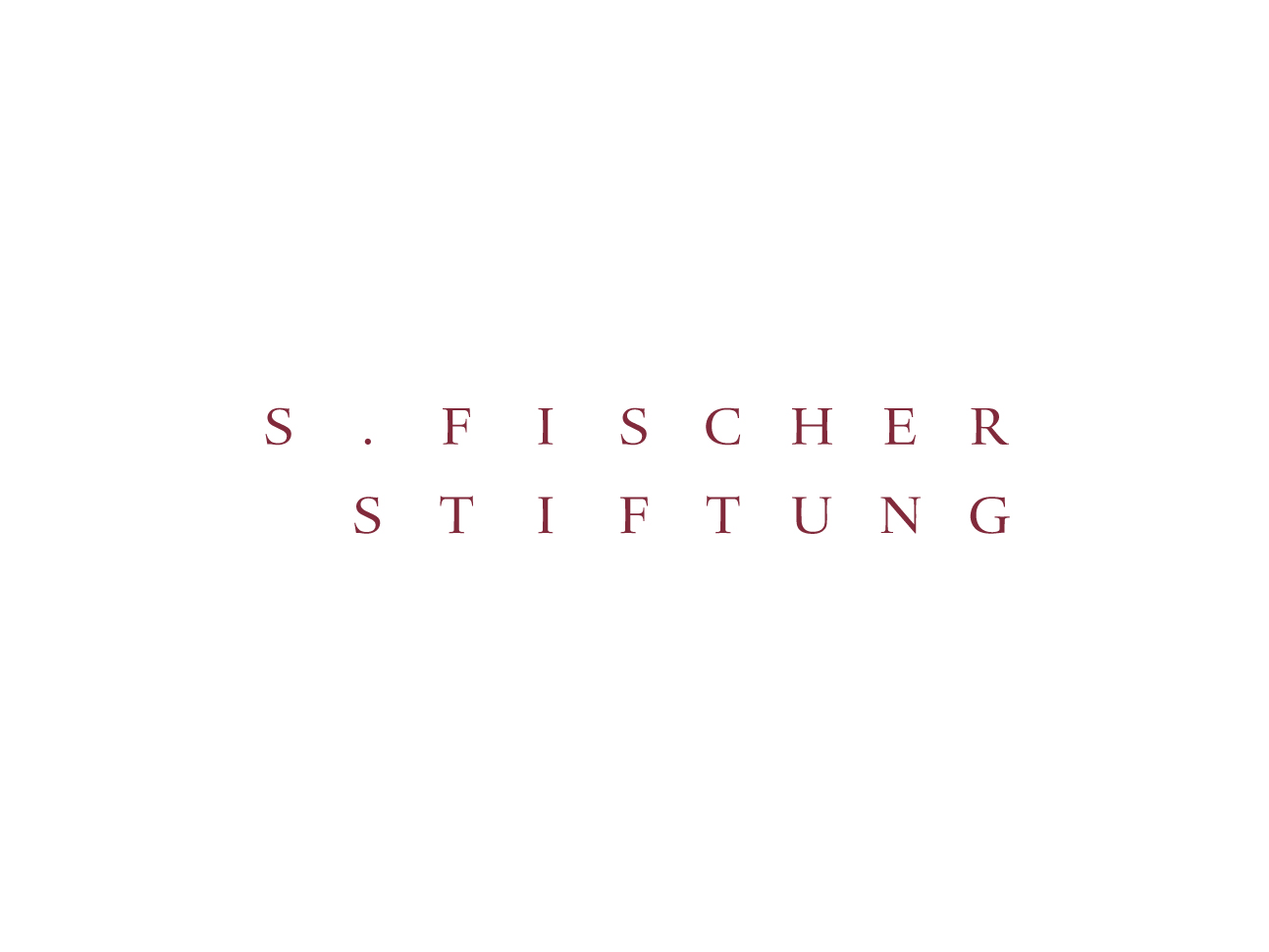 martin zech design, corporate-design, s. fischer stiftung, logo