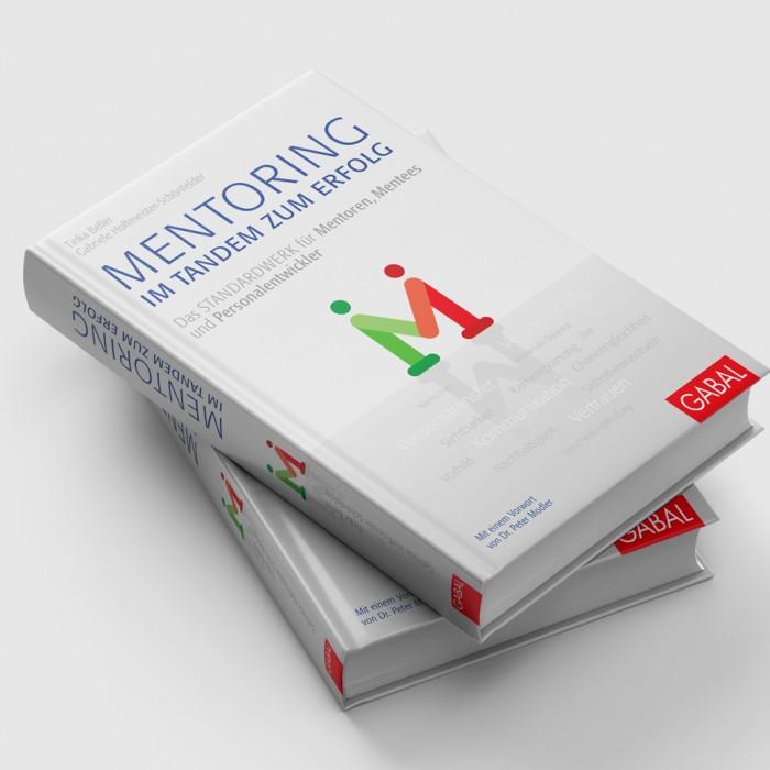 martin zech design, buchgestaltung, beller, hoffmeister-schoenfelder, mentoring, cover 2