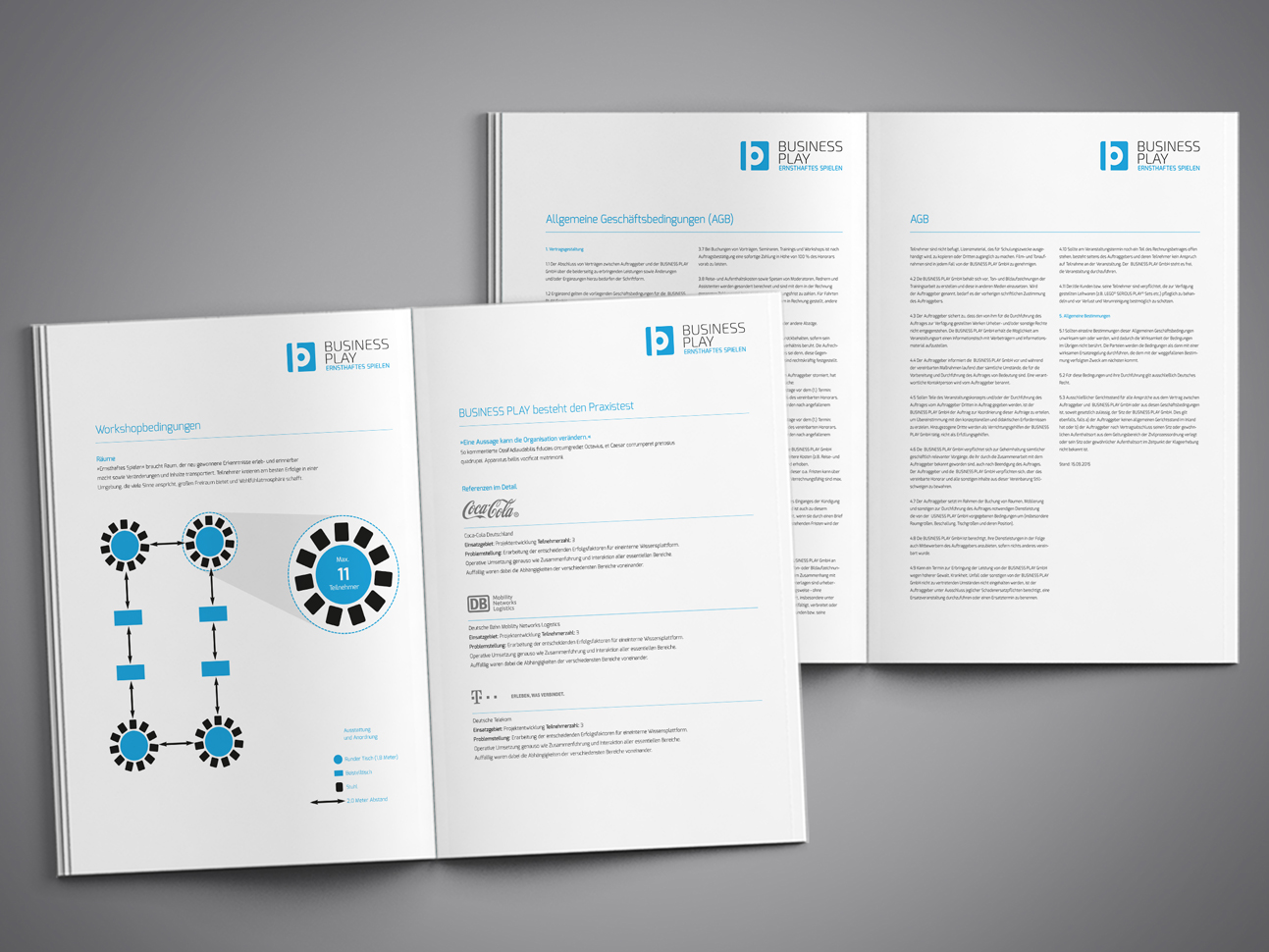 martin zech design, corporate-design, business play,